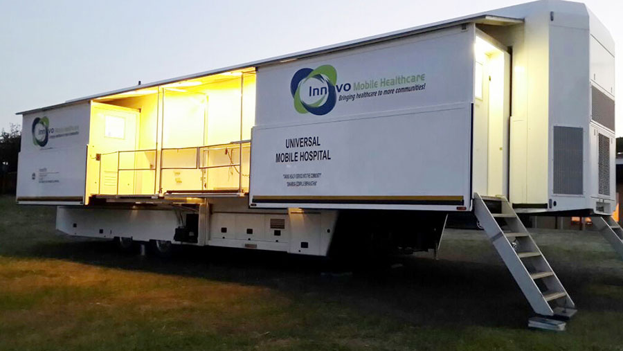 Innovo Mobile Clinic Healthcare Clinic_Mobile Hospital