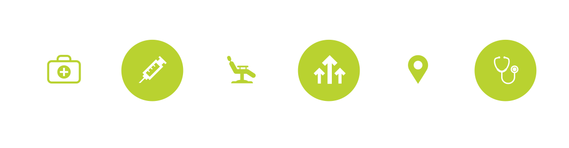 Innovo Mobile Clinic Healthcare Clinic graphic-services icons